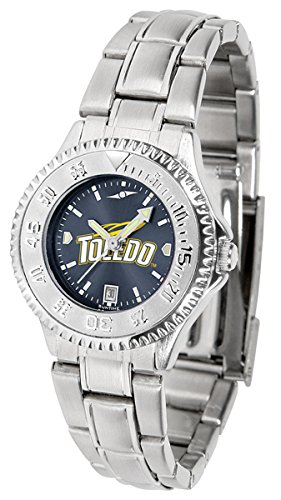 Linkswalker Ladies Toledo Rockets Ladies' Competitor Steel Anochrome Watch