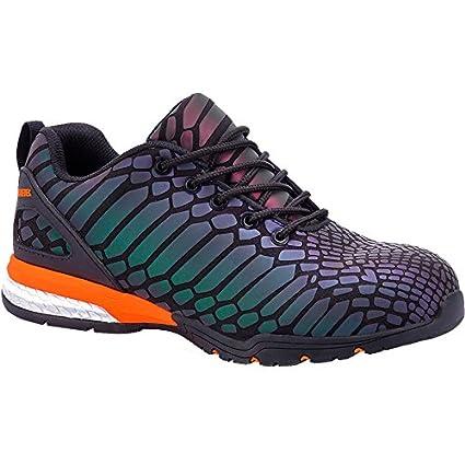 Paredes sp5038 ne-re43 Camaleon – Zapatos de seguridad S3 talla 43 NEGRO