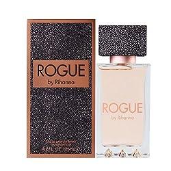 Rogue By Rihanna Eau de Parfum Spray, 4.2 Ounce