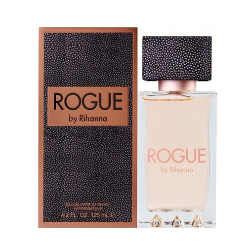 Rogue By Rihanna Eau de Parfum Spray, 4.2 Ounce (Rouge Perfume)