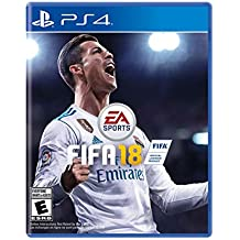 Fifa 18 - 2018 - PlayStation 4