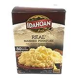 Idahoan Real Mashed Potatoes 1.47 KG - Makes 80 - 1/2 Cup Servings - Made with 100% Real Idaho Potatoes Just Add Water