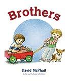 Brothers, David McPhail, 0544302001