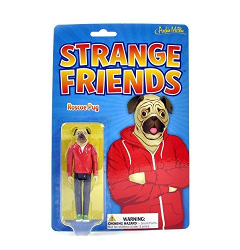 MTS Strange Friends Roscoe Pug