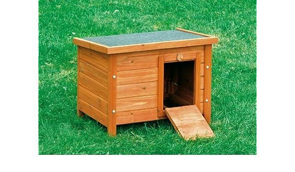 Karlie jaula para conejos Domo 57 x 46 x 40 cm: Amazon.es: Productos para mascotas