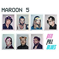 Three-time GRAMMYr Award-winning multiplatinum band Maroon 5's 6th studio album, Red Pill Blues, will be released on vinyl on January, 19 2018. Executive produced by J. Kash, and featuring special guest appearances by SZA, Julia Michaels, A$A...