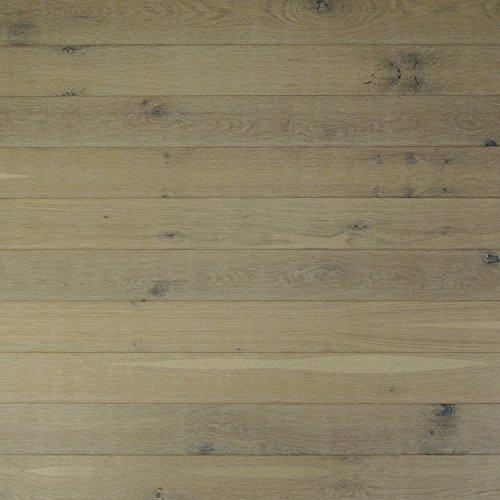RoomMates RMK3575PLK Saddle Wood Plank, Light Brown, 12 Piece
