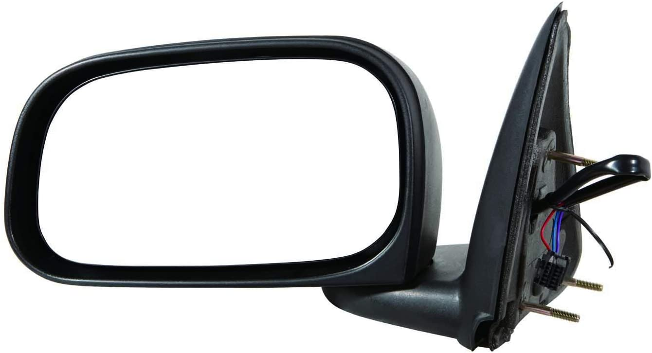 Left passenger side wing mirror glass for Dodge Caliber 2006-2009 heated