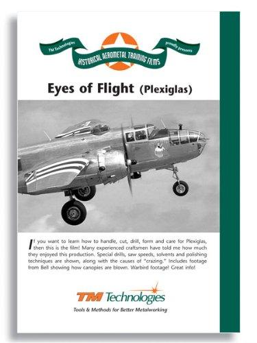 Eyes of Flight: A Historical Aerometal Training Film! (DVD) by TM