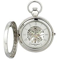 Charles Hubert 3849 cuadro mecánico reloj de bolsillo