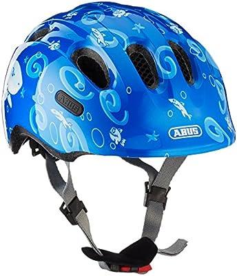 Beb/é-Ni/ños Abus Fahrradhelm Kinderhelm Smiley 2.0 Casco Bicicleta