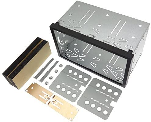 Universal Doppel Din 2din Einbauschacht Aus Robustem Plastik Elektronik