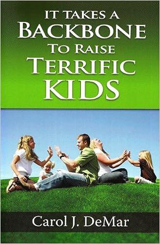 Book It Takes Backbone to Raise Terrific Kids