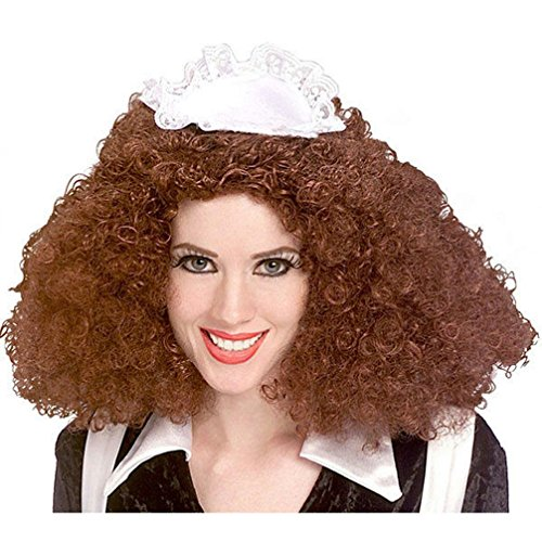 [Popcandy The Rocky Horror Picture Show Magenta Wig] (Rocky Horror Wig)