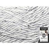 Sirdar Soukie Knitting Yarn DK 178 Mother of Pearl - 3 x 50 gram balls