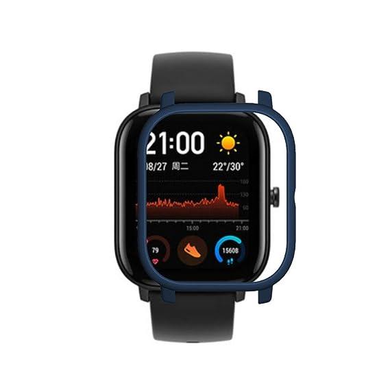 2019, ¡Nuevo! Reemplazo de PC Watch Case Cover Shell Frame ...