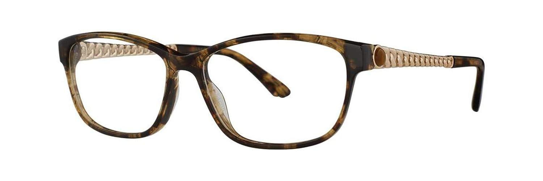 Eyeglasses Dana Buchman TAREN CARAMEL TORTOISE