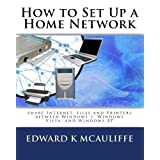 How to Set Up a Home Network: Share Internet, Files and Printers between Windows 7, Windows Vista, and Windows XP