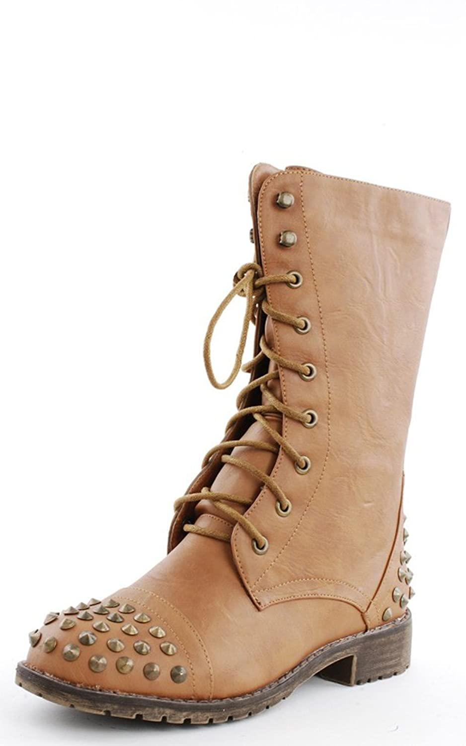 cheap studded combat boots yu boots