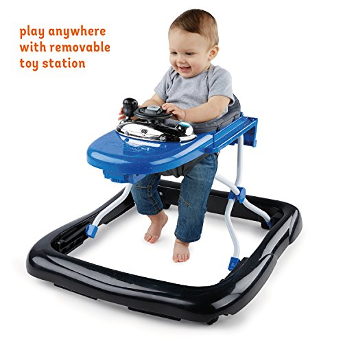 51m6byxTW%2BL - Bright Starts 3 Ways to Play Walker - Ford F-150 Raptor, Lightning Blue, Ages 6 months +