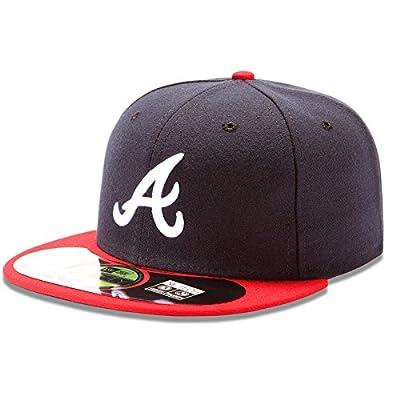 MENS MLB New Era Atlanta Braves Cap