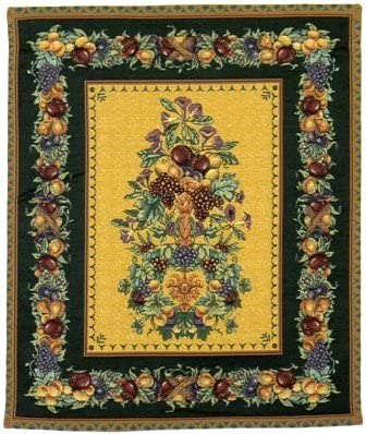 Old World Italy Tapestry Wall Art