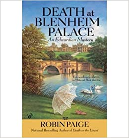 Death at Blenheim Palace- Common