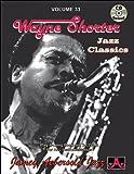 Wayne Shorter: Jazz Classics, Vol. 33 (Play-a-Long) (Book & CD)