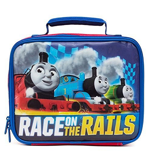 Thomas and Friends Race on the Rails Insulated Lunch Box