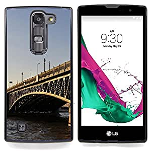 - Architecture London Bridge/ Hard Snap On Cell Phone Case Cover - Cao - For LG Volt 2 / LG G4 Mini (G4c)