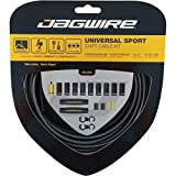 Jagwire Hyper Derailleur Cable and Housing Kit Ice Gray, One Size