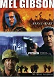 Mel Gibson Ultimate Collection (Braveheart / Payback - The Director's Cut / We Were Soldiers) by Mel Gibson