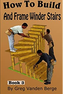 How To Build And Frame Stairs With Landings How To Build Stairs