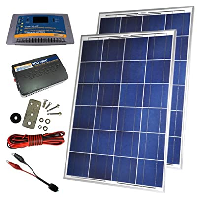 Sunforce 35928 '200 Watt' Solar Kit