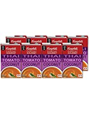 Campbell's Everyday Gourmet Thai Tomato Coconut Soup, 500 Ml, 8 Count
