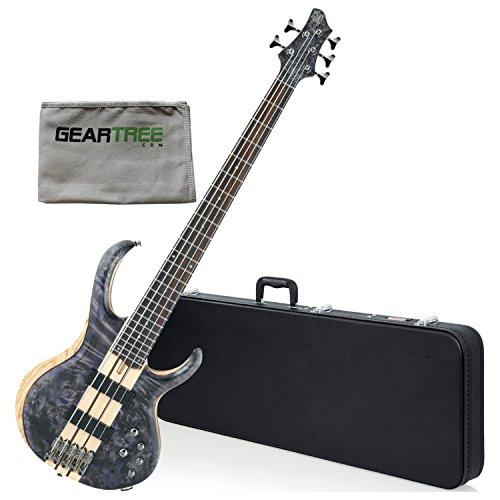 (Ibanez BTB845DTL BTB Standard 5-String Bass Guitar (Deep Twilight Low Gloss))