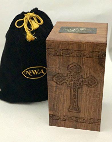urn wooden - 4