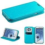 Customerfirst - Flip Wallet Pouch, Slim Folio Case with Kickstand, 2 Credit Card