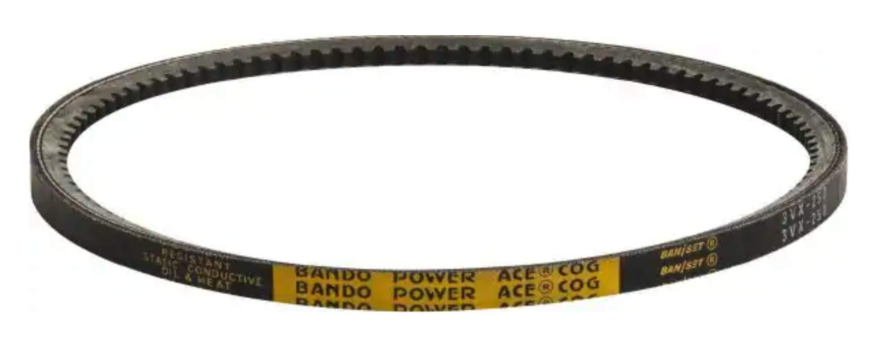 2 Pack Bando BX V-Belt Bando BX50 Power King Cog V-Belt 1 Rib
