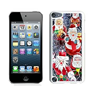 Personalized Design Merry Christmas White iPod Touch 5 Case 80 by Maris's Diary
