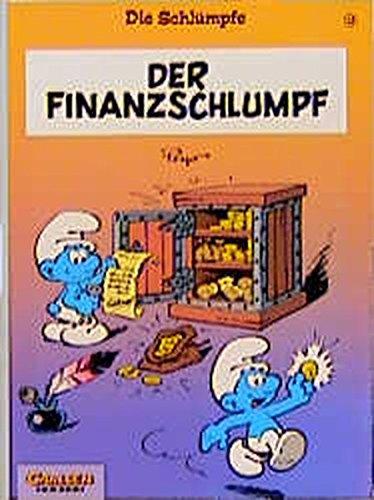 Die Schlümpfe, Bd.12, Der Finanzschlumpf