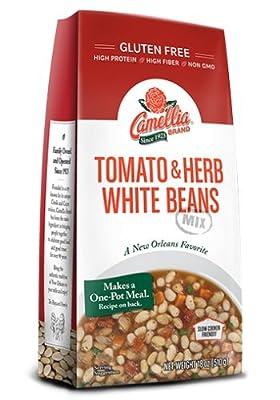 Camellia Brand - Tomato & Herb White Beans Mix