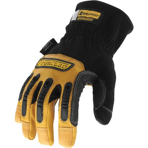 Ironclad Ranchworx Gloves RWG-05-XL, Extra Large (Best Breathable Roofing Felt)