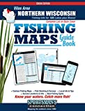 Northern Wisconsin - Vilas Area Fishing Map Guide