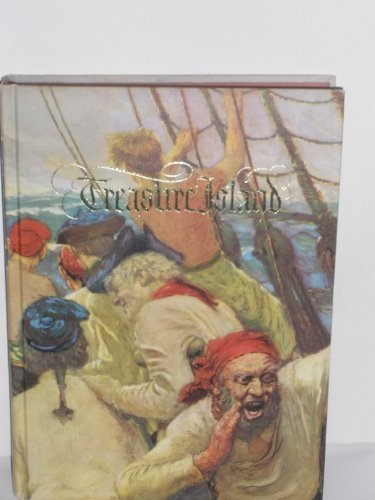 Treasure Island Dlx (Illustrated Junior Library) Deluxe edition by Stevenson, Robert Louis published by Grosset & Dunlap ()