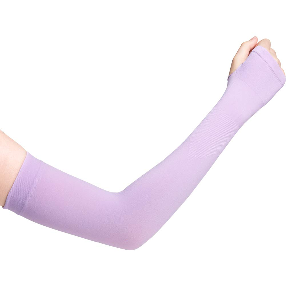 UV Sun Protection Cooling Arm Sleeves for Men Women, Cooler Protective Sleeves to Cover Arms