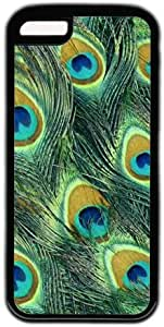 Peacock Feather Theme Iphone 5C Case by supermalls