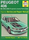 Peugeot 406 Petrol and Diesel Service and Repair Manual: March 99-2002 (Haynes Service and Repair Manuals) by Gill, Peter T., Legg, A. K. ( 2003 )