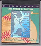 Chuck Knoblauch Holoprism 1919 Rookie of the Year