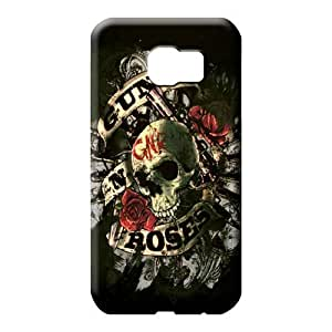 samsung galaxy s6 edge Brand Premium Cases Covers Protector For phone phone carrying cover skin guns n roses
